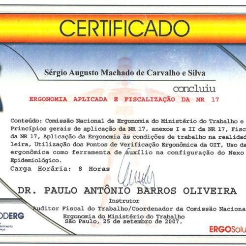 2007-09-ERGONOMIA