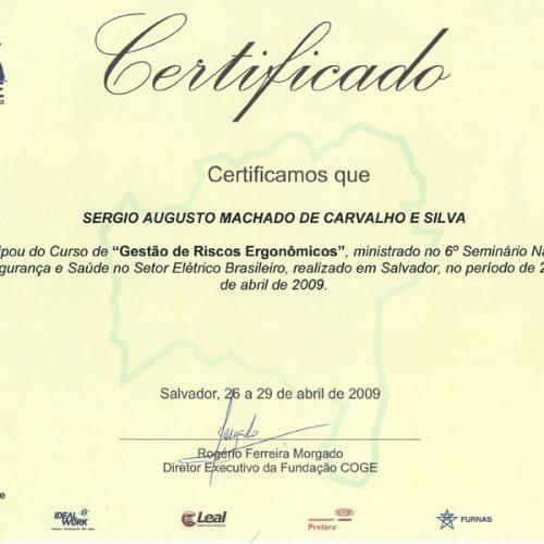2009-6SENSE-04- CURSO ERGO
